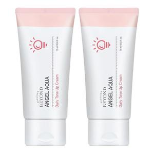 Beyond Angel Aqua Daily Tone Up Cream (Two for One)