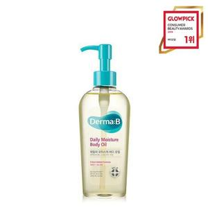Derma B Daily Moisture Body Oil 200ml