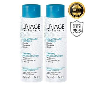 Uriage Micellar Cleansing Water 250ml 1+1 Set