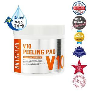 BRTC V10 Vitamin Peeling Pads 80 Sheets