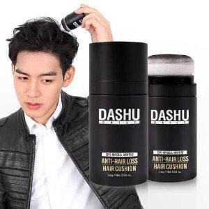 Dashu Anti-Hair Loss Hair Cushion (Natural Dark Brown) 16g