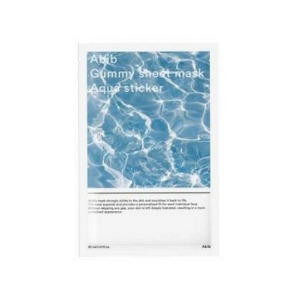 Abib Gummy Sheet Mask Aqua Sticker 30ml
