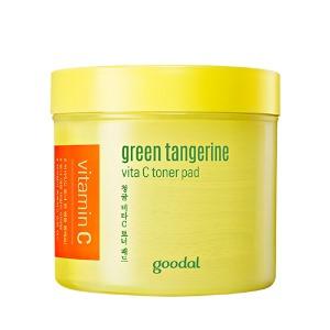 goodal Tangerine Vita C Toner Pad