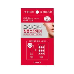 코스알엑스 인텐시브 패치 36매+스팟 크림 5g 기획