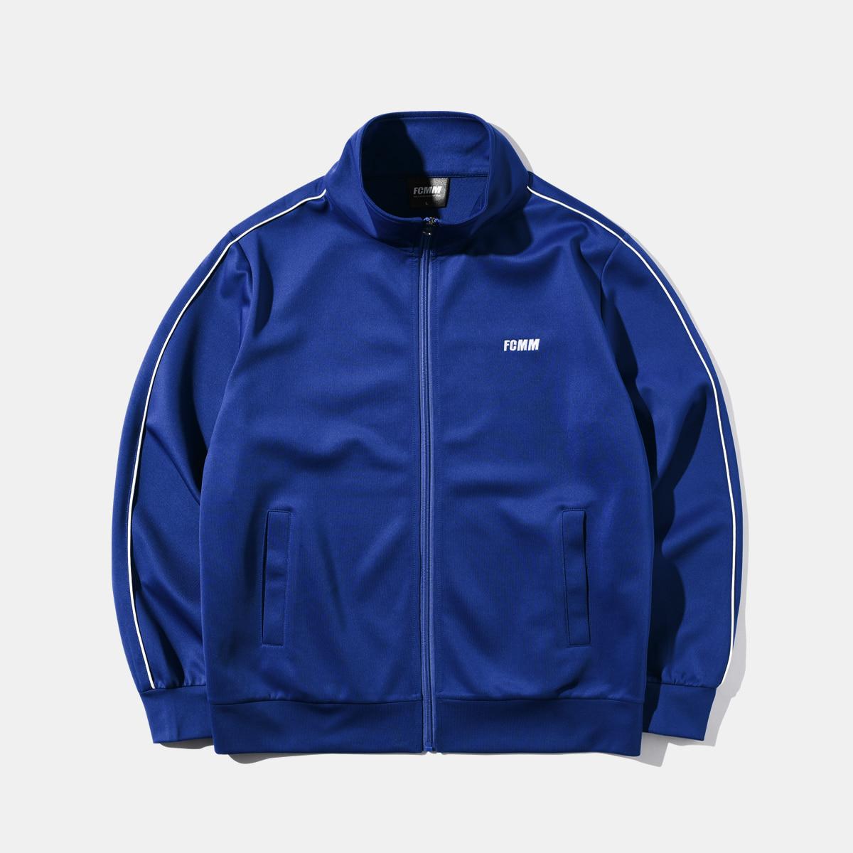 클럽 사이드라인 트랙자켓 - 블루