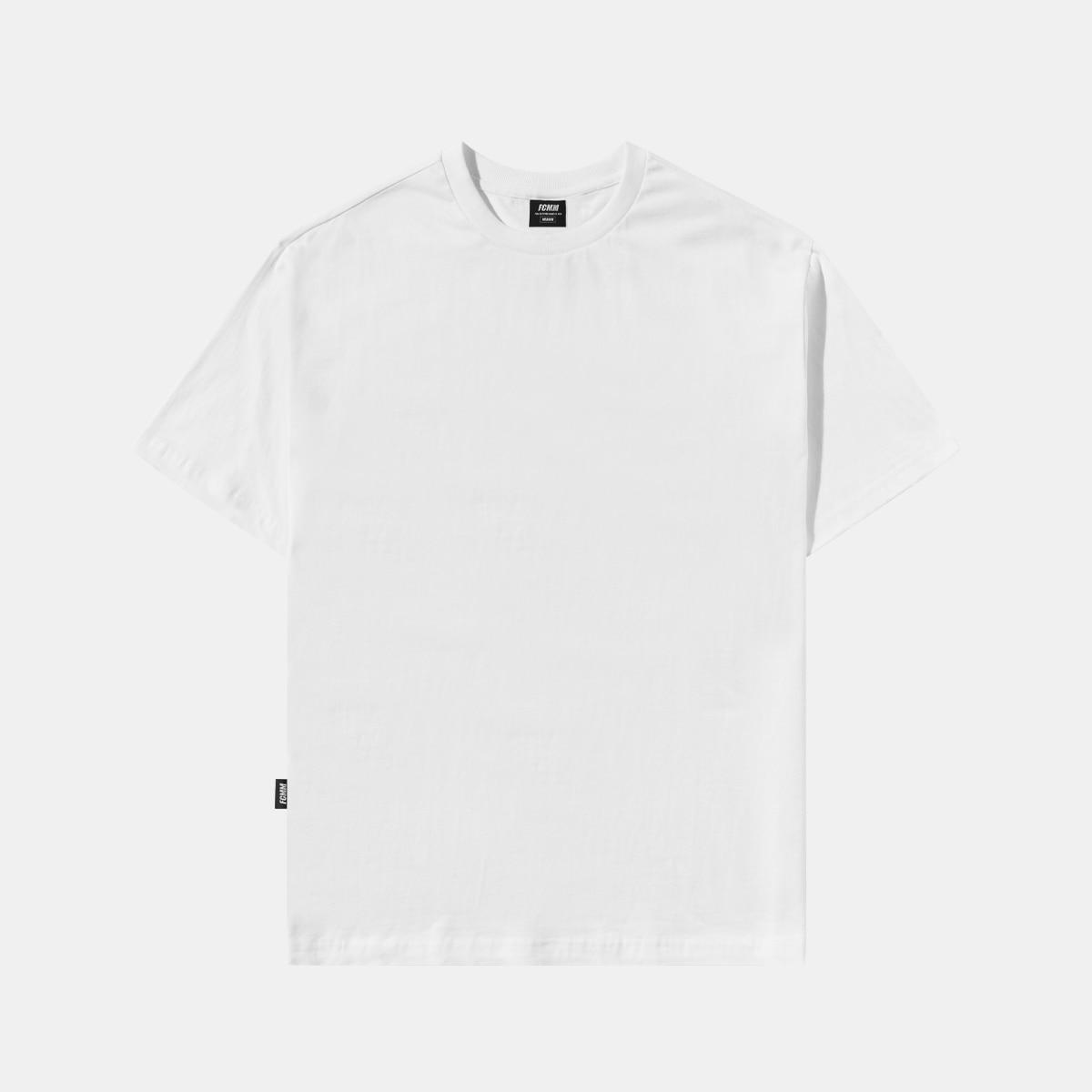 클럽 레이어드 티셔츠 - 화이트