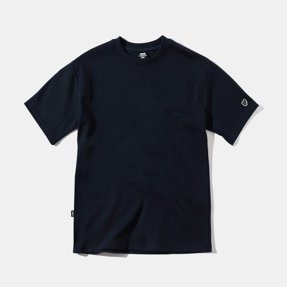 클럽 헤리티지 티셔츠 - 네이비