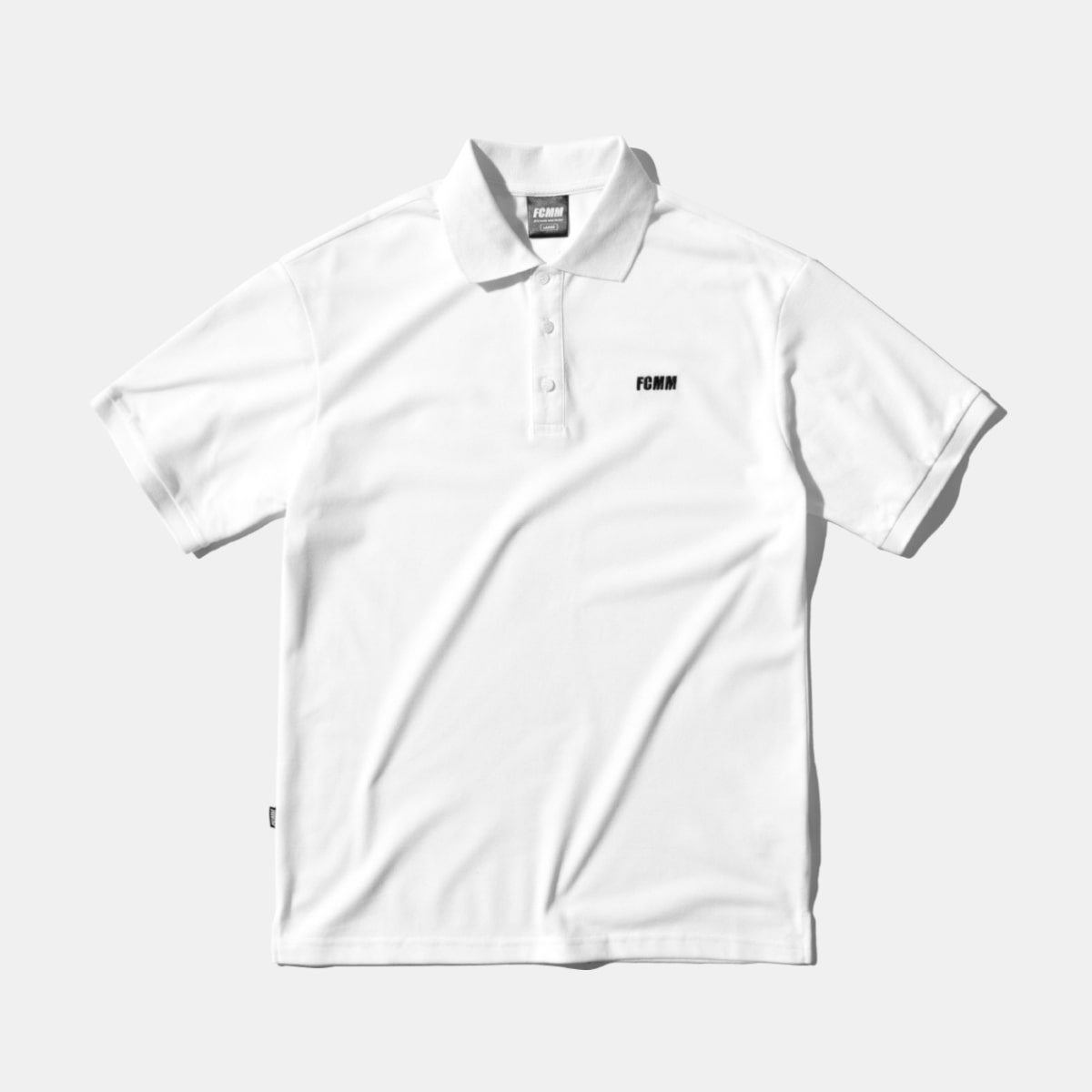 클럽 폴로 티셔츠 - 화이트
