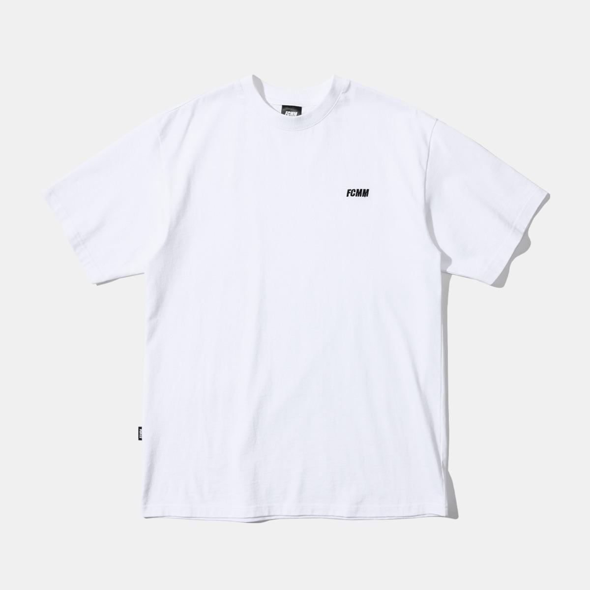 클럽 팀 프레쉬 코튼 티셔츠 - 화이트(04월 13일 순차발송)