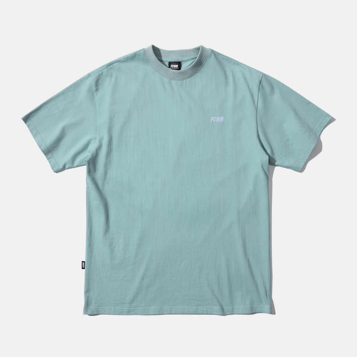 클럽 팀 프레쉬 코튼 티셔츠 - 제이드 민트(04월 13일 순차발송)