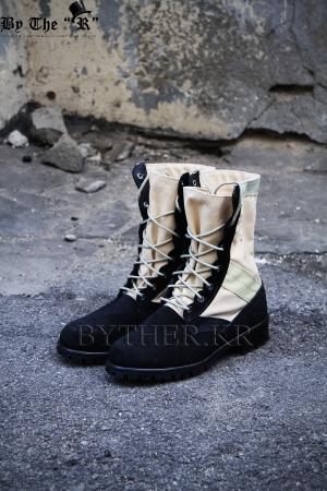 丛林军事战斗靴