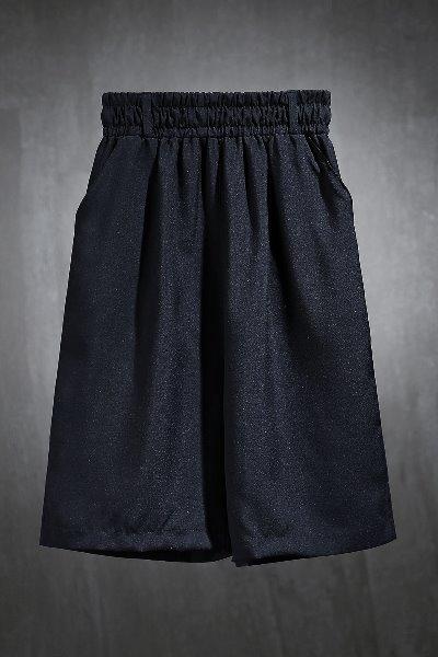 ByTheR抽繩低襠黑色短褲