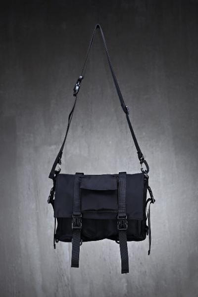 Detachable Buckle Messenger Bag
