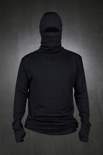 ByTheR Fever Balaclava Ninja Hoodie