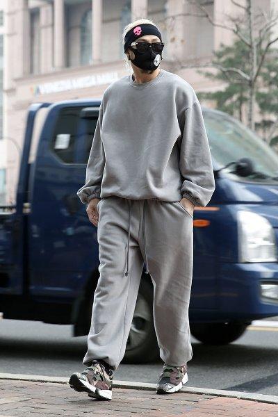 Wool Basic Sweatshirt