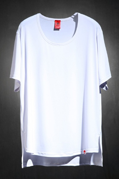 ByTheR Basic U-neck lecture layered T-shirt