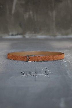 Casual Suede Belt