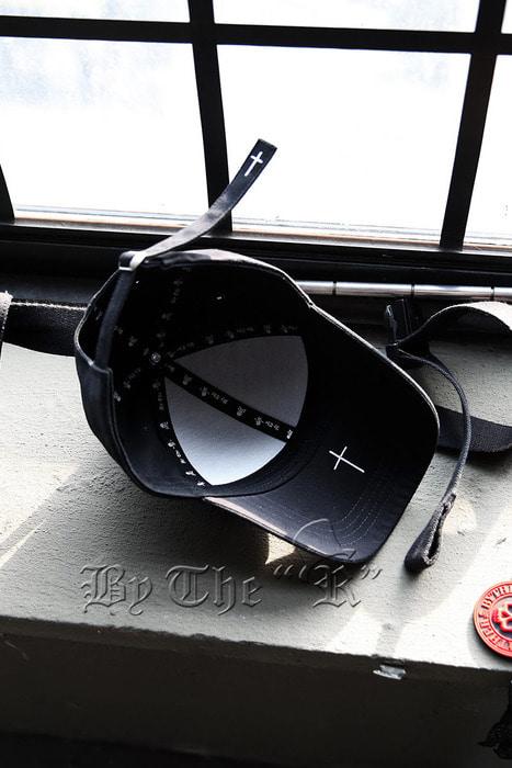 ByTheRProjectR Basic Black Ball Cap
