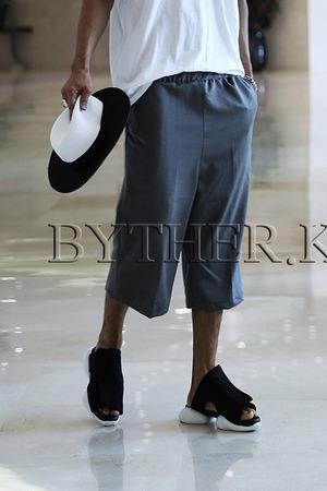 ByTheRByTheR休閒七分短褲