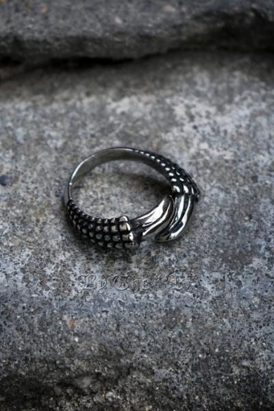 ByTheRDragon Talon Metal Ring