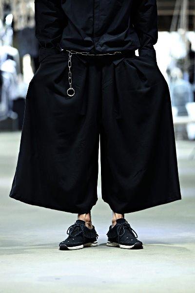 ByTheRByTheR宽裙裤