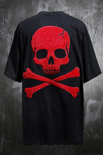 ByTheRByTheR Skull T-shirt