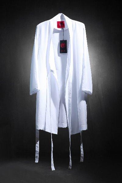 ByTheRByTheR Oriental Long Cardigan