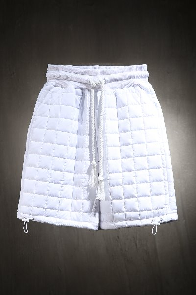 ByTheRByTheR Qualified Padded Shorts White