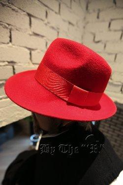 ByTheRByTheR Vivid Woolen Fedora Hat