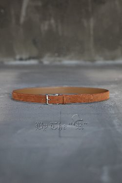 ByTheRCasual Suede Belt