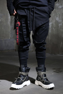 ByTheRPannel Layered Extra Band Jogger Pants