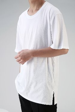 ByTheRBasic Layered Short Sleeve Tee