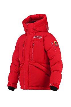 ByTheRMountain Guard Alpine 750 Snowboard Team Duck Down Red
