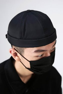 ByTheRMinimal padded short watch cap