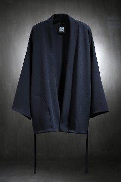 ByTheRMukha side strap oriental cardigan