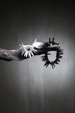 ByTheRMukha Spikewood Thorn Bracelet