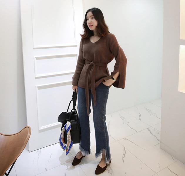런데빌런 jeans