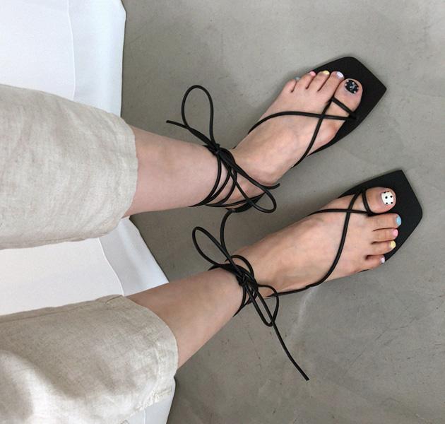 시크슬림 sandal