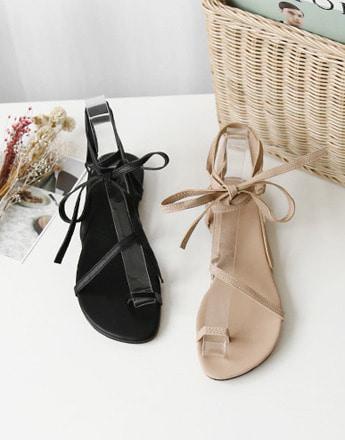클램 sandal