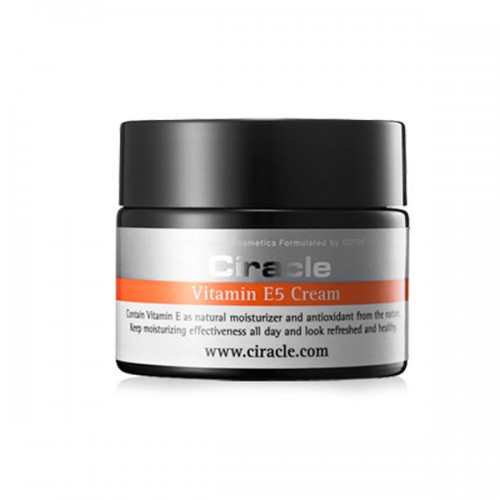 Ciracle Vitamin E5 Cream 50ml