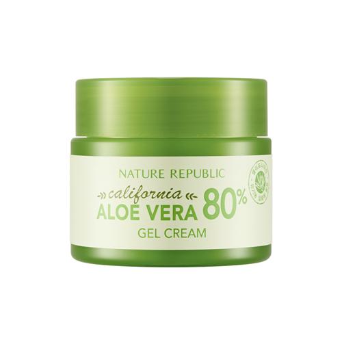 NATURE REPUBLIC California Aloe Vera 80% Gel Cream 50ml