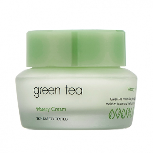 It's Skin Green Tea Watery Cream 50ml