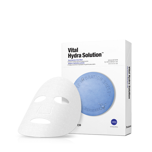 Dr.Jart+ Dermask Water Jet Vital Hydra Solution Mask Sheet 5ea