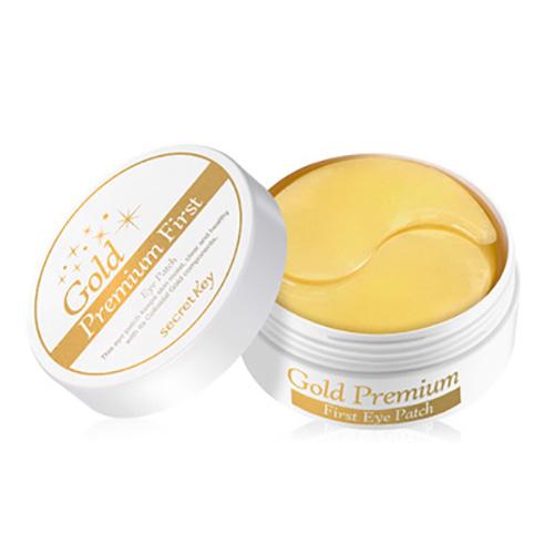 secretKey Gold Premium First Eye Patch 60ea