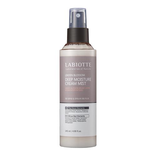 LABIOTTE Linden Blossom Deep Moisture Cream Mist 145ml