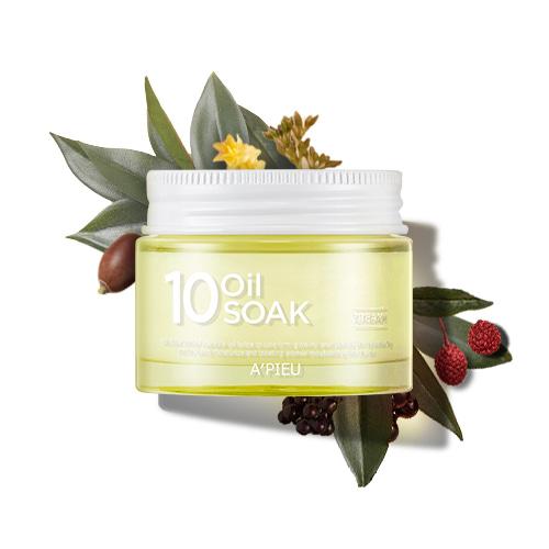 A'PIEU 10 Oil Soak Cream 50ml