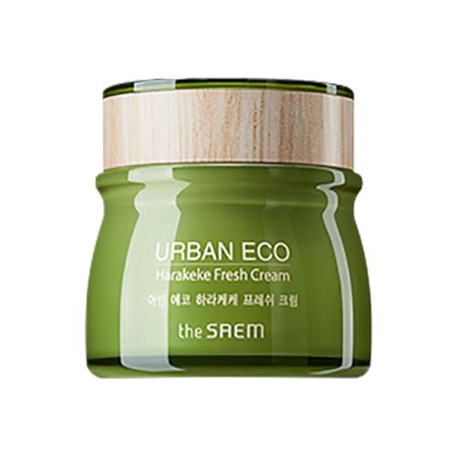 the SAEM Urban Eco Harakeke Fresh Cream 60ml