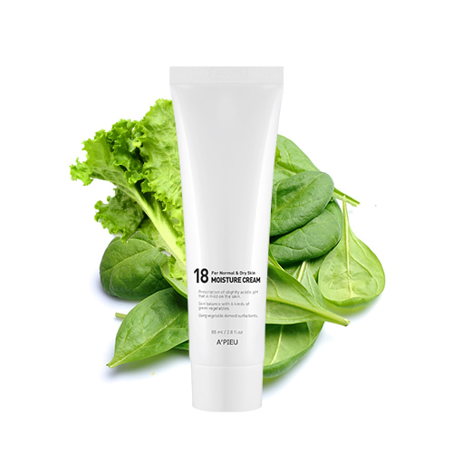 A'PIEU 18 Moisture Cream 85ml