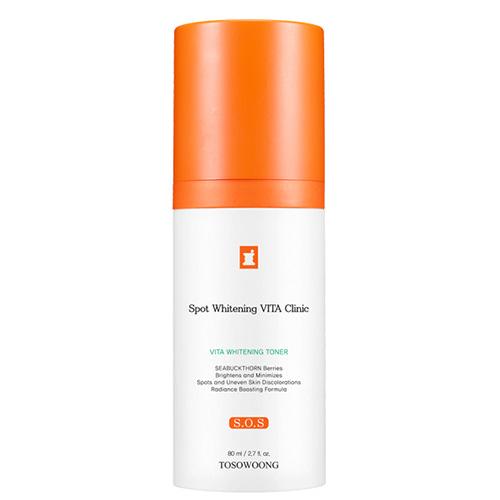 TOSOWOONG Spot Whitening VITA Clinic Vita Whitening Toner 80ml