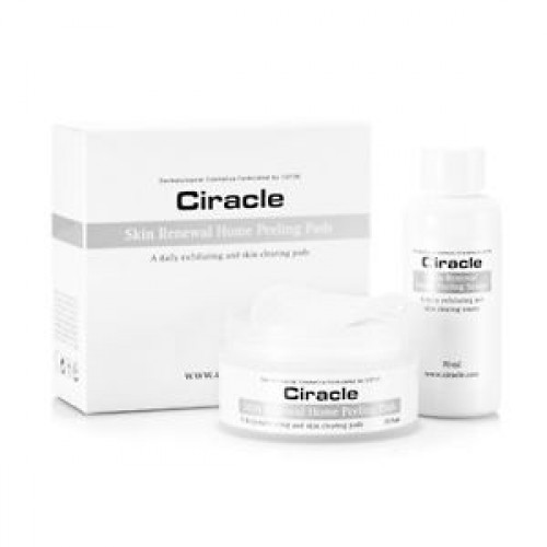 Ciracle Skin Renewal Home Peeling Pads 70ml+35pads
